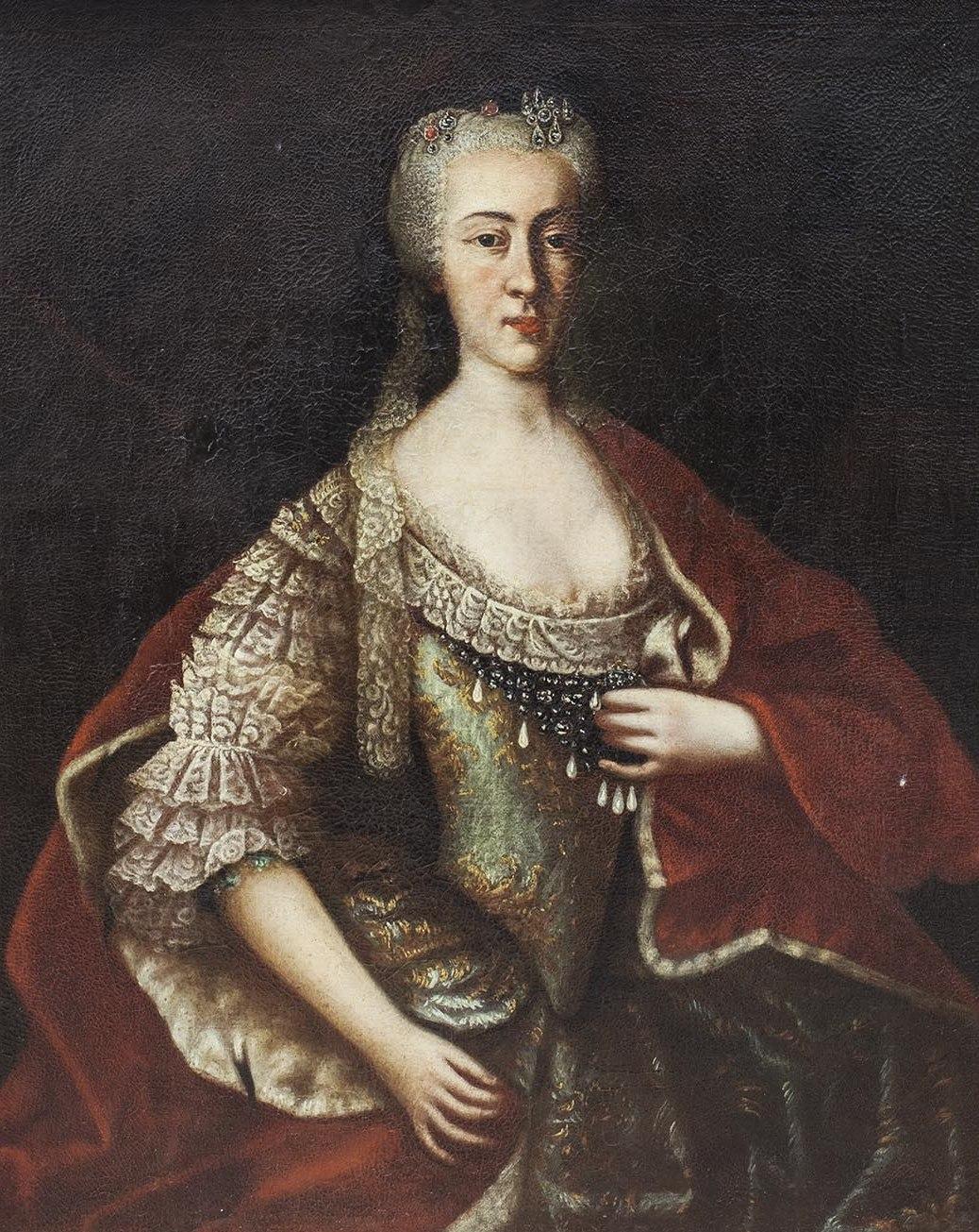Teodora d'Assia Darmstadt